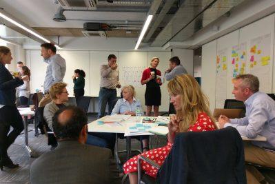 NHS Innovation Accelerator workshop