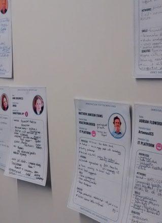 Workshop top trumps activity