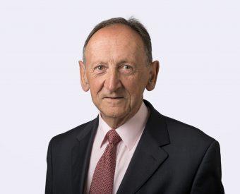 Paul Roberts OBE