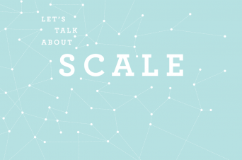Scale banner