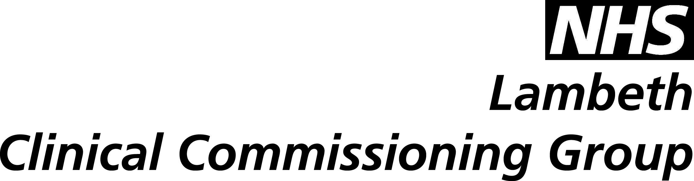 LambethCCG_Logo
