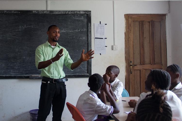 Rising Academy Network - Sierra Leone