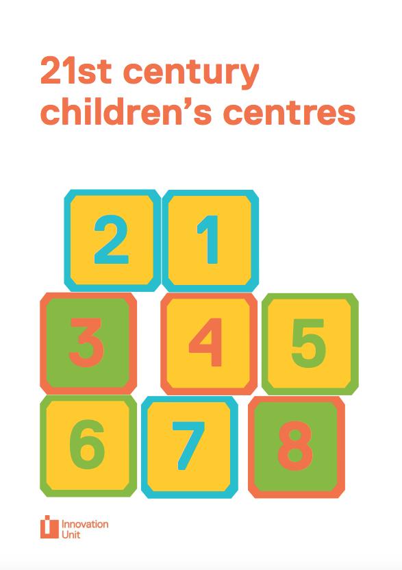21st century children's centres