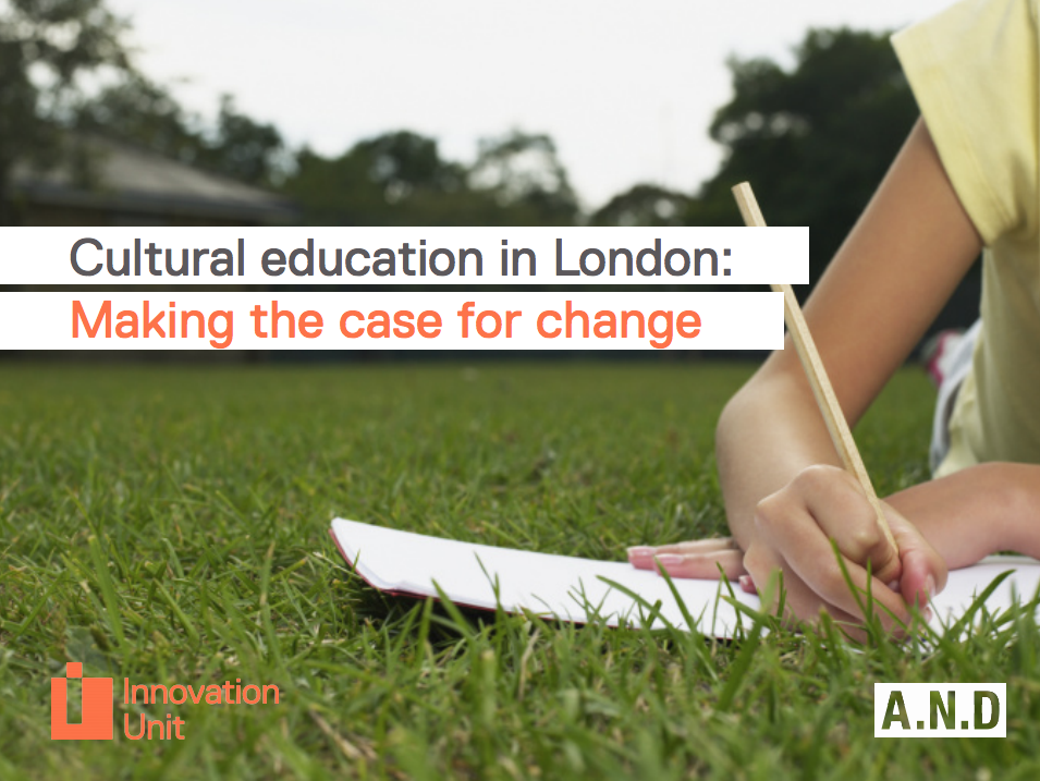 Cultural education in London