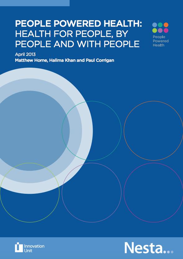 People powered health