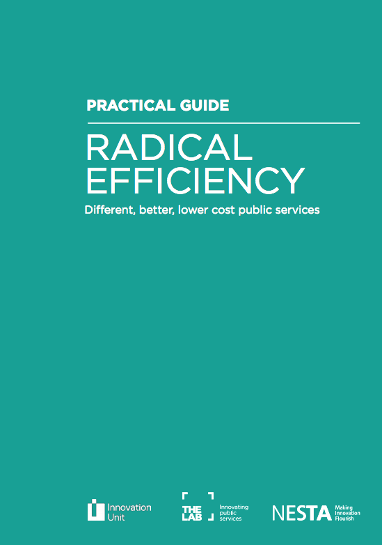RADICAL EFFICIENCY