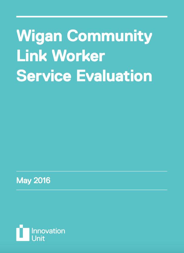Wigan Community Link Worker Service Evaluation