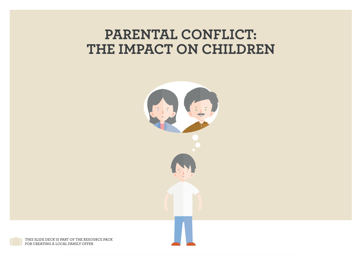 Parental conflict: the impact on children