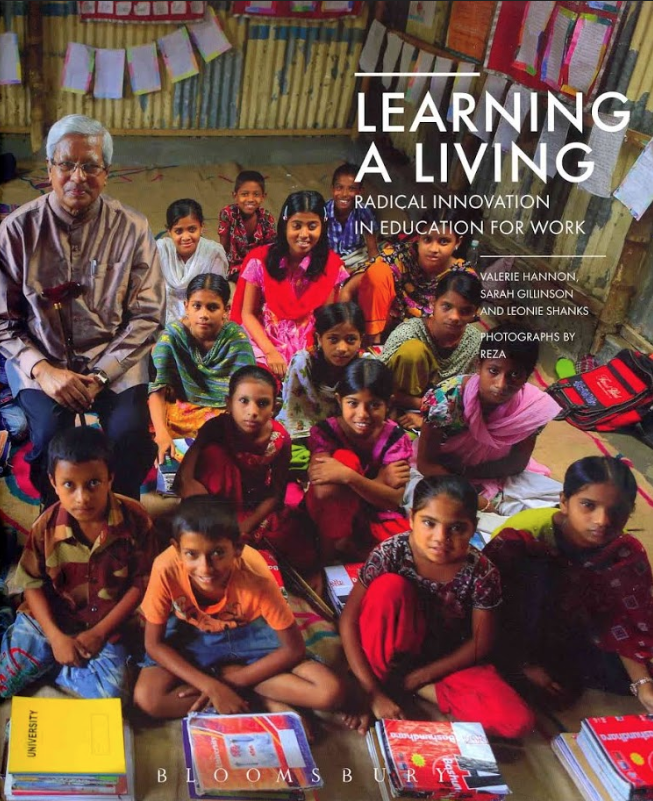 See all 2 images Learning a Living: Radical Innovation in Education for Work