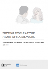Named Social Worker report