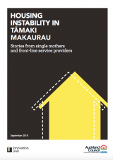Housing Instability report