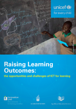 UNICEF ICT for learning report